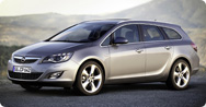 Opel Astra Sports Tourer [Detailed price list]