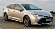Toyota Avensis Combi AT [Detailed price list]