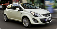 Opel Corsa AT [Detailed price list]