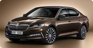 Škoda Superb AT [Detailed price list]