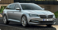 Škoda Superb Combi AT