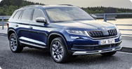 Škoda Kodiaq AT [Detailed price list]